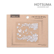 Hotsuma Makie Art Forest Series Decoration Sticker
