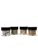US Art Quest Mica Flakes metallics pack of 4