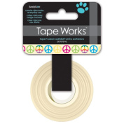 Tape Works Peace Signs Tape