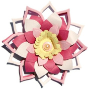Spellbinders Paper Arts Anemone Flower Topper Shapeabilities