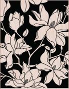 Hero Arts Woodblock Stamp Large Flower Pattern