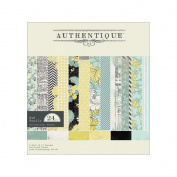 Renew 8 x 8 Paper Pad - Authentique