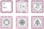 Justrite Stampers From Our House ~5.1cm square stamp set