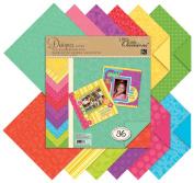 K & Company Brights Designer Paper Pad