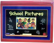 School Pictures School Days Memory Album