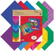 K & Company Primary Designer Paper Pad