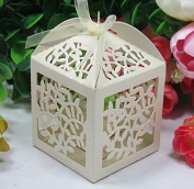 Leaves Diecut Decorative Favour Boxes