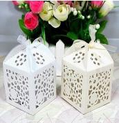 Flowers Die cut Decorative Favour Boxes