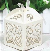 Leaf Diecut Decorative Favour Boxes