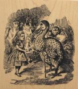 Nature's Blessings Fine Art Stamp, Dodo Bird