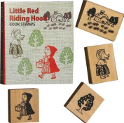 Favourite stamp?Book stamp set / Little Red Riding Hood