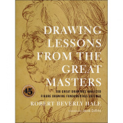 Watson-Guptill Books-Drawing Lessons From The Great Masters