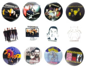 RADIOHEAD English Awesome Quality Lot 12 New Pins Pinback Button Badge 3.2cm