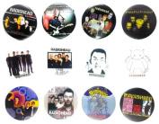 RADIOHEAD English Awesome Quality Lot 12 New Pins Pinback Button Badge 3.2cm