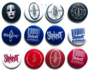 SLIPKNOT Joey (3) Awesome Quality Lot 12 New Pins Pinback Button Badge 3.2cm