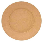 Eco Green Crafts Recycled Paper Mache Charger Plate