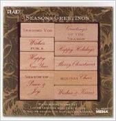 Stamp Set - Seasonal - Seasons Greetings