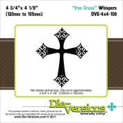 Die-Versions Shapes - Iron Cross