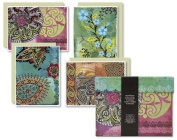 Karen Foster Design Boxed Notecards Mystique