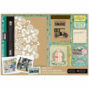 SMASH Folio Gift Set 69 Pieces