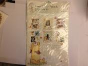 Sweet Little Friends Scrapbook Page Kit - Baby Theme