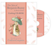Beatrix Potter Tale of Benjamin Bunny Crafting CD-Rom Backing Papers Envelopes Note Papers Inserts Tea Bag Papers Borders More