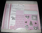 Wedding Inspirational 30cm x 30cm Scrapbook Kit