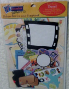"Remember When Deluxe Kit for Your Scrapbook ""Travel"""