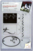 Clear Stamps: Journaling Tags