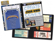 Create-Your-Own-Cover Ticket Album