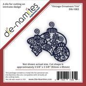 Die-Namites - Vintage Ornament Trio