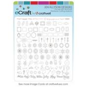 Craftwell Ecraft Designer SD Image Cards, Jen Allyson Designs