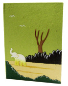 Mr. Ellie Pooh Pachyerm Stationery Pouch- Light Green