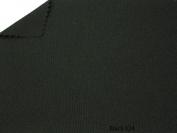 Black 150cm Wide Premium Woven Poly Poplin Fabric By the Yard