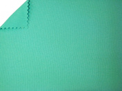 Aqua 150cm Wide Premium Woven Poly Poplin Fabric By the Yard