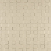 G657 Cream, Basket Woven Look Upholstery Faux Leather By The Yard