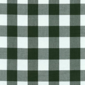 Gingham Cheque Fabric (2.5cm cheque) 20 Yards Wholesale By The Bolt