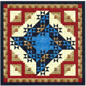 Easy Quilt Kit Patriotic Friendship Star