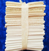 Apple Cider Tonal Neutral Fat Quarter Bundle of 25