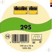 Vilene Sew-in Volume Fleece 295 white-coloured; width 58.50 inch/150cm, price per metre