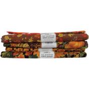 Fabric Editions Fat Quarter Seasonal Assortment 22' Wide 1/4 Yard Cut Halloween 36 piece Assortment