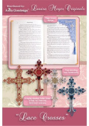 Anita Goodesign ~ Louisa Meyer Originals ~ Lace Crosses
