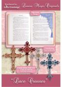 Anita Goodesign ~ Louisa Meyer Originals ~ Lace Crosses