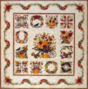 Baltimore Album Autumn BOM P3 Designs Set 13 Quilt Patterns