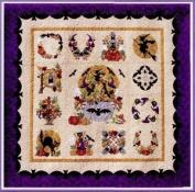 Baltimore Album Halloween BOM P3 Designs Set 13 Quilt Patterns