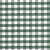 Deluxe Flannel Backed Vinyl 140cm Wide 15 Yard Roll-Hunter Gingham