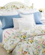 Lauren Ralph Lauren Home Lake King Flat Sheet Cambray Blue
