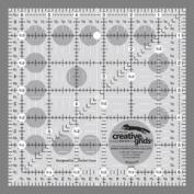 CGR Creative Grids 17cm Quilting Ruler
