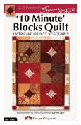 Design Originals DO905 Big Blocks Quick 10 Minute Block Quilting Template