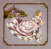 Mirabilia Cinderella Cross Stitch Pattern